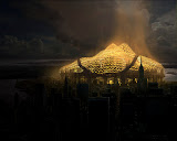 Gold Tent