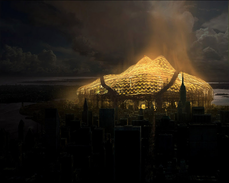 Gold Tent, Magick Lands 3