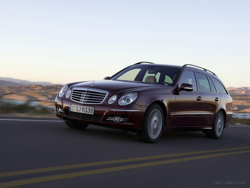 2003 mercedes benz e class wagon specifications pictures for Mercedes benz e class 2003 price