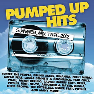 as12312 Download   Pumped Up Hits Summer Mix Tape (2012)