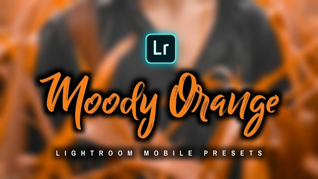 Moody Orange Lightroom Presets 2021