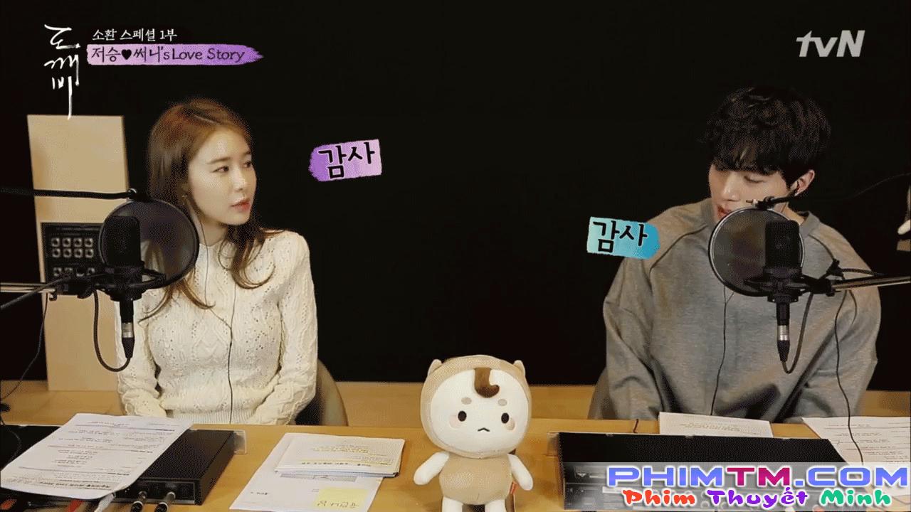 """Đây là điều mà Lee Dong Wook và Yoo In Na tiếc nuối nhất khi đóng """"Goblin"""" - Ảnh 5."""
