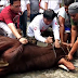 Anies-Sandi Menang Pilkada, Haji Lulung Buktikan Nazar Memotong Sapi