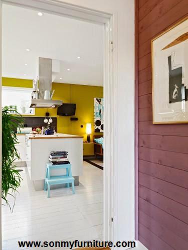 Ý tưởng thiết kế nội thất Bắc Âu cho nhà đẹp-6