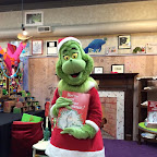 Mr. Grinch pays a visit before Christmas!