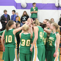 2009-2010 Girls Varsity Basketball