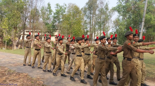 National Cadet Crops Certificate Examination