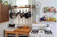 5 nguyên tắc vàng bài trí phòng bếp thông minh - Thi công trang trí nội thất