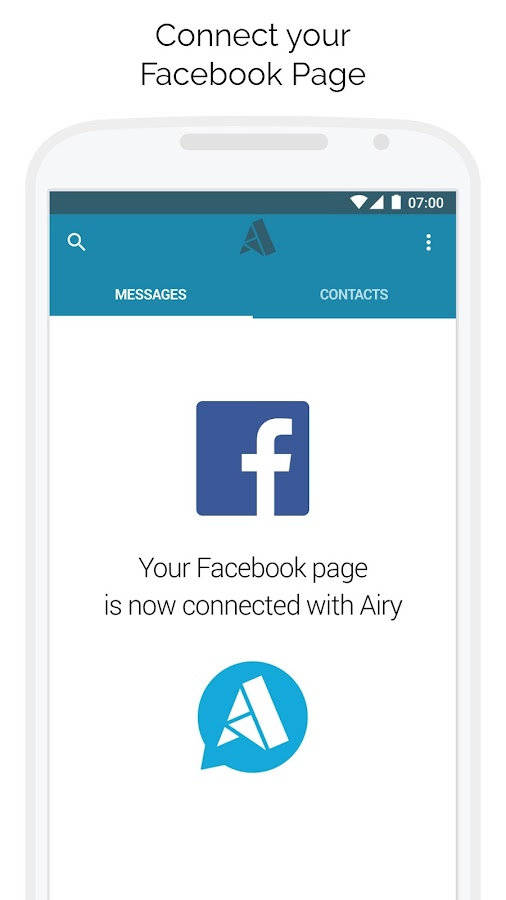 Airy Messaging for Businesses- screenshot