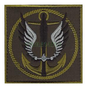 морська піхота тк.олива \Нарукавна емблема
