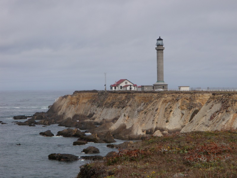 California Coast • Point Arena Lighthouse