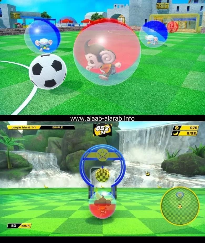 تحميل لعبة Super Monkey Ball Banana Mania للكمبيوتر ،  تنزيل لعبة Super Monkey Ball Banana Mania للكمبيوتر مجانا