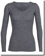 Icebreaker Siren Long Sleeved Baselayer Top