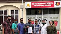 Satpam Suzuya Mall Lhokseumawe Dilaporkan oleh Wartawan ke polisi