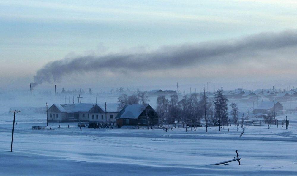 Výsledek obrázku pro Verkhoyansk