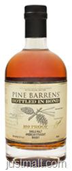 "Long Island Spirits Releases Pine Barrens™ The First ""Bottled-in-Bond"" American Single Malt Whisky"