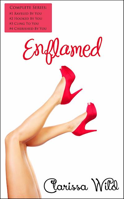 Enflamed - Clarissa Wild