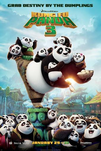 Kung Fu Panda 3 - Huyền thoại chiến binh 3