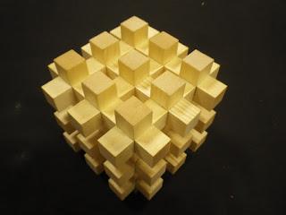 キューブパズル kumiki cube puzzle