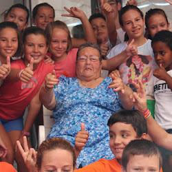 Actividades veraniegas en la Residencia Virgen de Barbaño