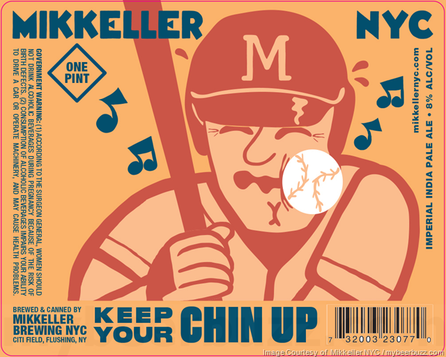 Willet's Wit & Keep Your Chin Up Coming To Cans From Mikkeller NYC