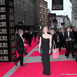 WWW.ENTSIMAGES.COM -   Suranne Jones    at      The Olivier Awards at Royal Opera House, Covent Garden, London, April 28th 2013                                               Photo Mobis Photos/OIC 0203 174 1069
