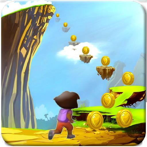 subway dora run adventure (game)