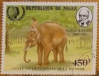timbre Niger 001