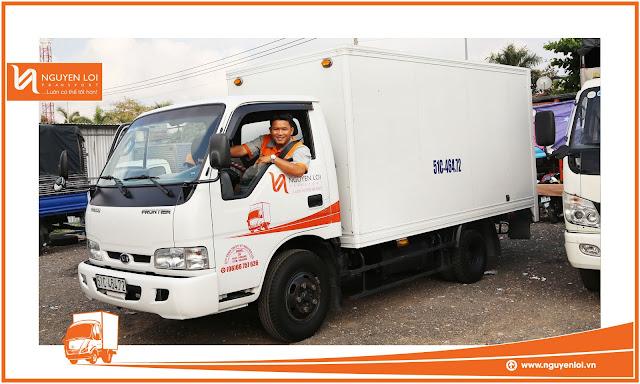 Dịch vụ thuê xe tải Nguyên Lợi