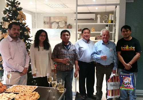 Christmas and New Year celebrations 2015