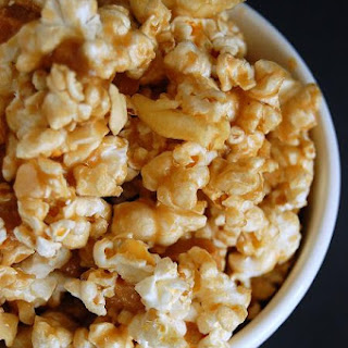 Caramel Apple-Caramel Corn