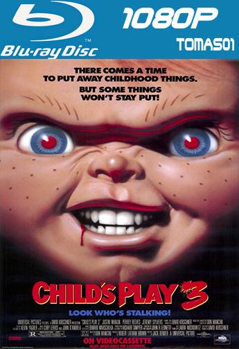 Chucky el muñeco diabólico 3 (1991) (BRRip) BDRip m1080p