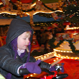Op de kerstmarkt in Aken