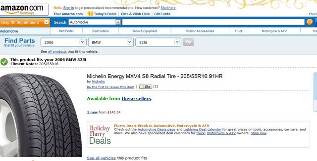 never used michelin energy mxv4 plus 205 55r16 tire with. Black Bedroom Furniture Sets. Home Design Ideas