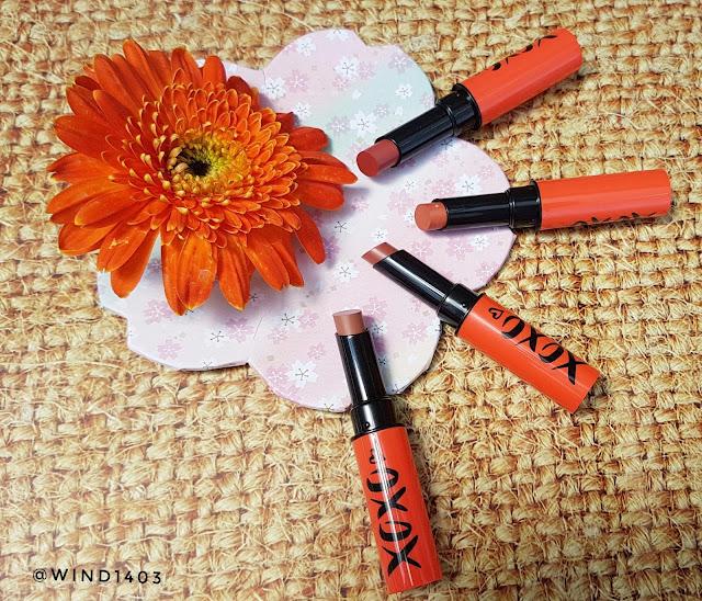 [Review] Face2Face Cosmetics Xoxo Lipstick Matte