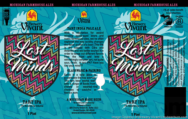 Brewery Vivant Lost Minds