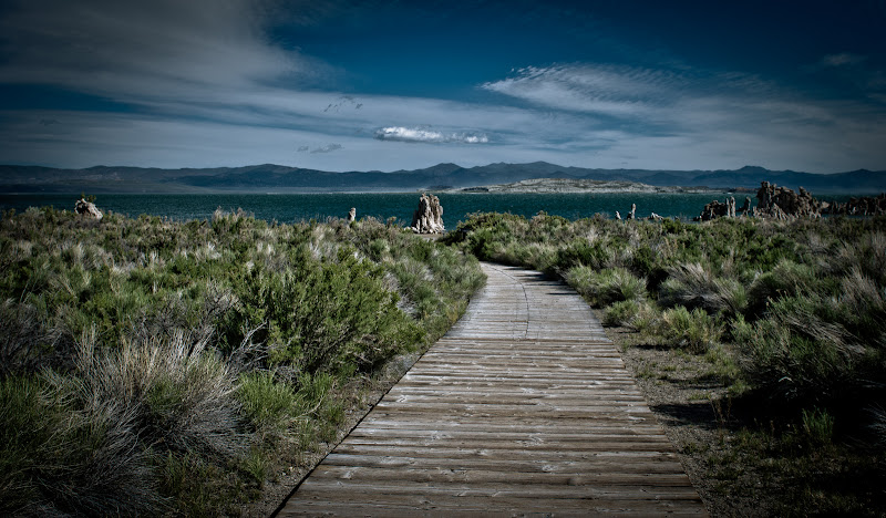 Great American Road Trip, cz.5 -- Mono Lake..