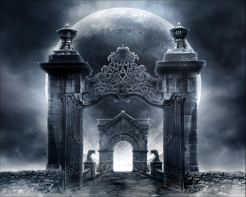 Grey Moon World, Magical Landscapes 1