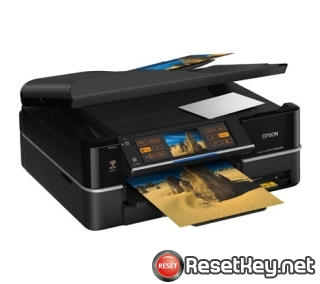 Reset Epson PX800FW printer Waste Ink Pads Counter