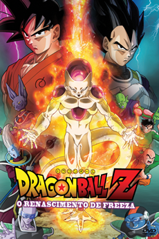 Baixar Dragon Ball Z: O Renascimento de Freeza Torrent