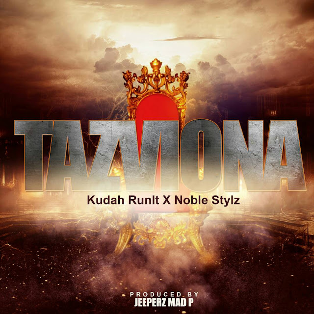 Kudah Runit and Papa Noble are thankful for Yahweh's benevolence on Tazviona