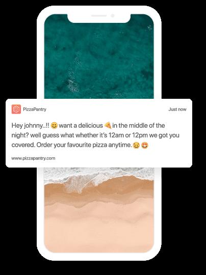 notifications marketing