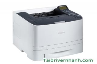 Cách download phần mềm máy in Canon i-SENSYS LBP6670dn – chỉ dẫn cài đặt