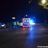 Ongeval Winschoterweg - Foto's Teunis Streunding