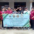 Purna Paskibraka Indonesia Kabupaten Cianjur Berikan Bantuan Musibah Banjir Bandang Cicurug Sukabumi