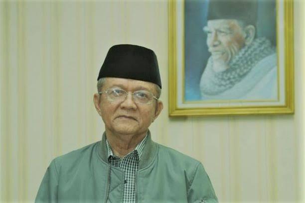 Ketua Muhammadiyah Nilai Tak Ada yang Salah di Pasar Muamalah Depok