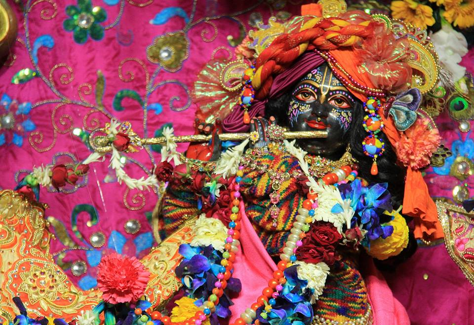 ISKCON Delhi Deity Darshan 08 Jan 2017 (15)