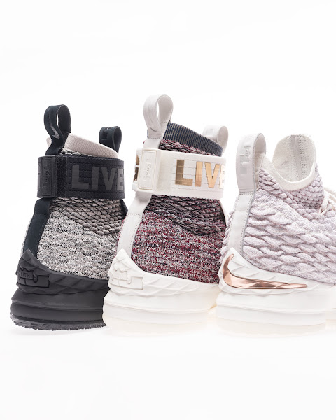 Coming Soon Strapped Nike LeBron 15 X Kith