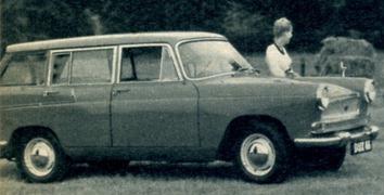 Austin A 55 1960
