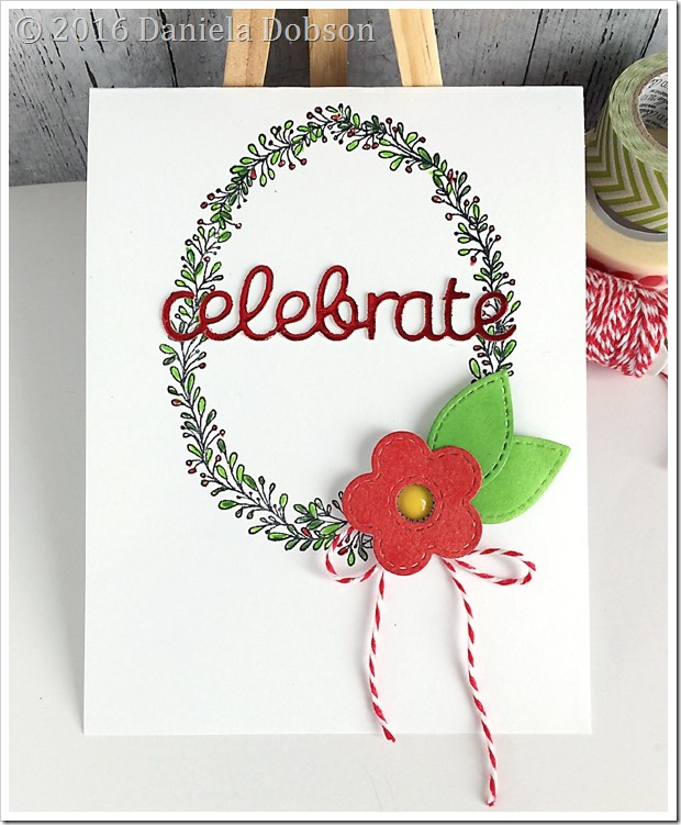 Celebrate by Daniela Dobson